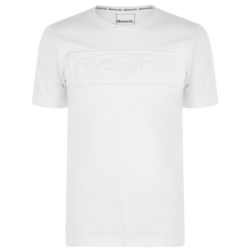 Tričko Bench T Shirt White