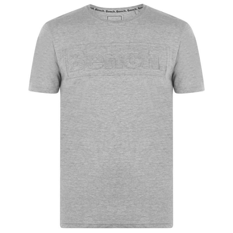 Tričko Bench T Shirt Grey