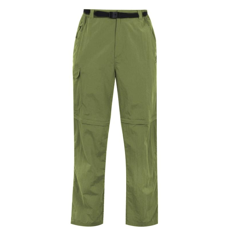 Karrimor Aspen Zip Off Trousers Mens Khaki