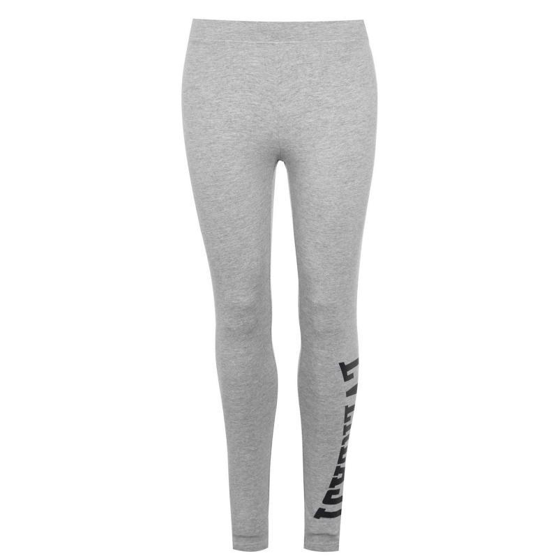 Legíny Everlast Leggings Ladies Grey Marl