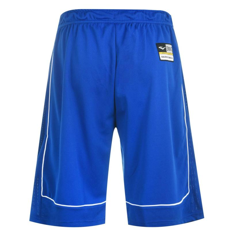 Everlast Basketball Shorts Mens Blue/White
