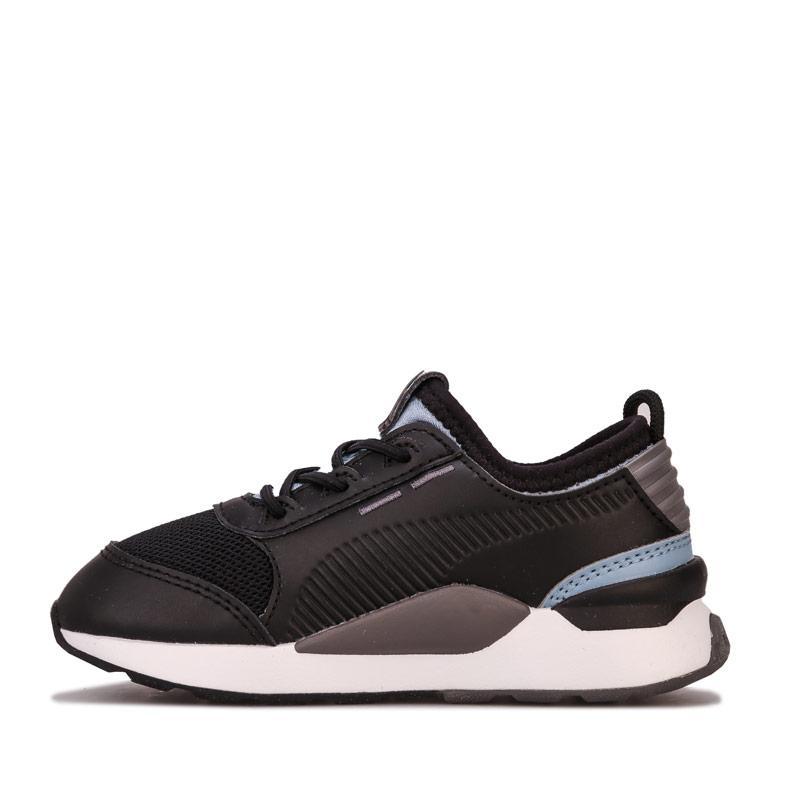 Boty Puma Infant Boys RS-0 Smart Trainers Black