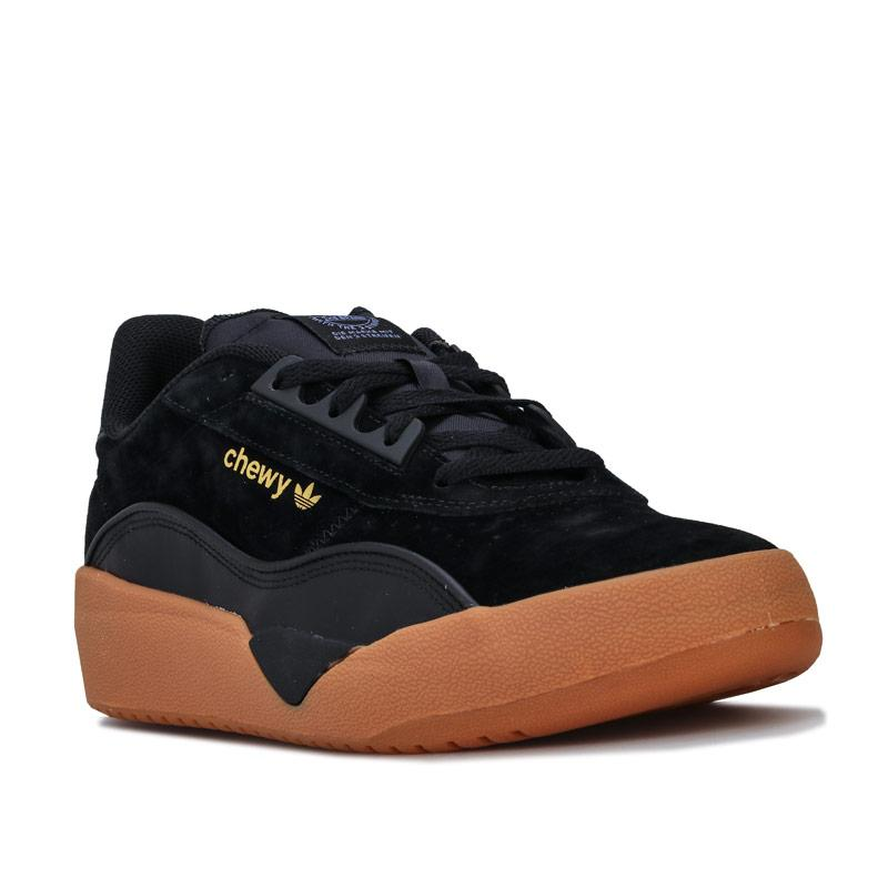 Adidas Originals Mens Liberty Cup x Chewy Cannon Trainers Black Gold