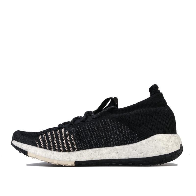 Adidas Mens Pureboost HD LTD Running Shoes Black