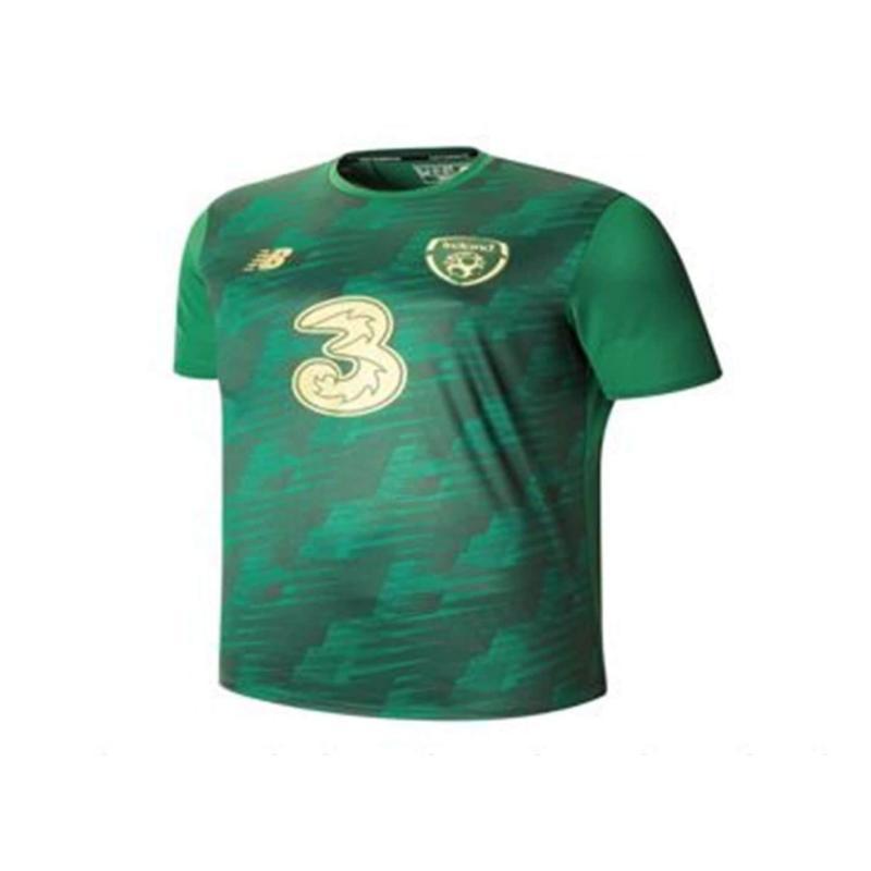 Tričko New Balance Ireland Graphic T Shirt Juniors Eden