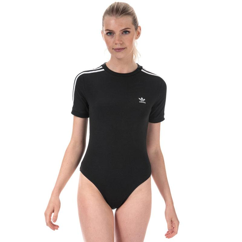 Adidas Originals Womens Bodysuit Black