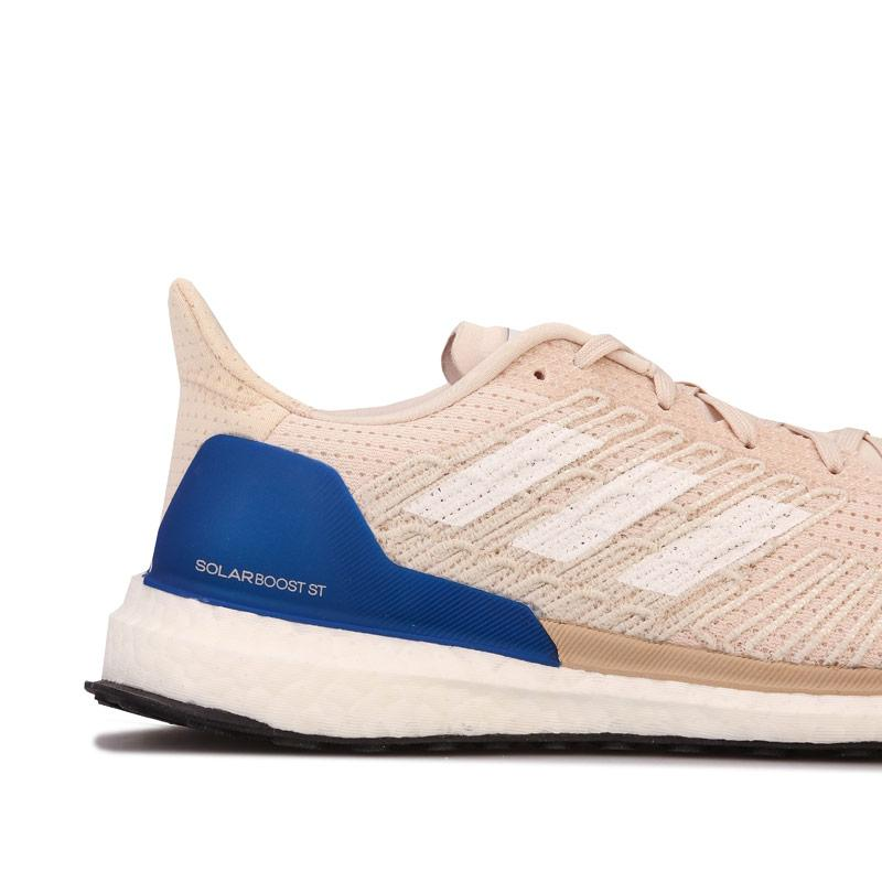 Adidas Womens Solar Boost ST 19 Trainers Cream navy