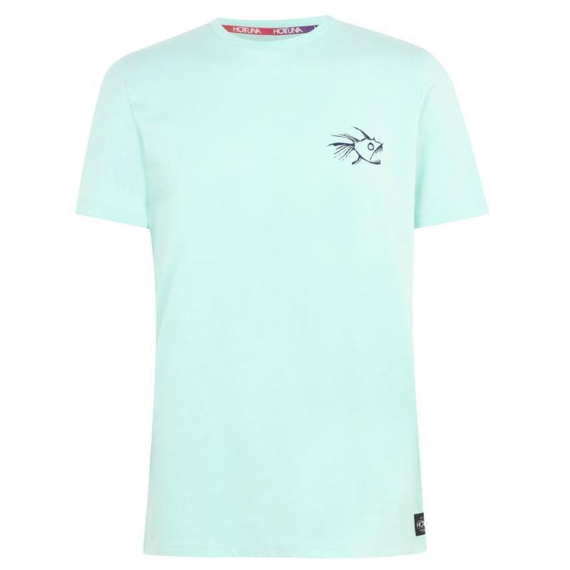 Tričko Hot Tuna Back Graphic T Shirt Mens Mint