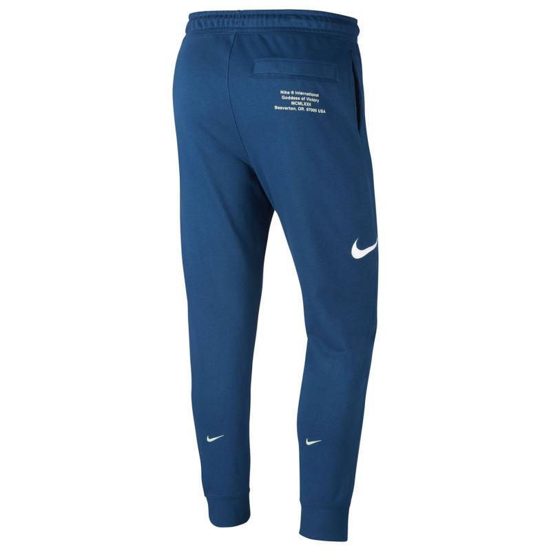 Tepláky Nike Swoosh Jogging Pants Mens Blue