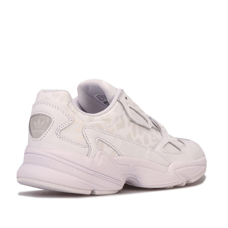 Adidas Originals Womens Falcon Trainers White