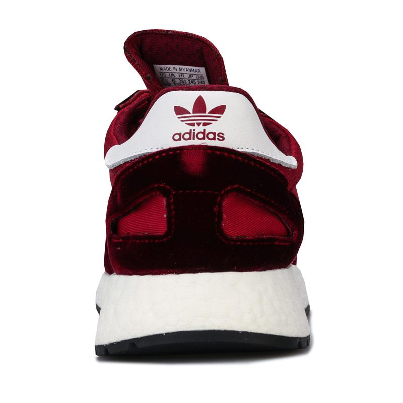 Adidas Originals Womens I-5923 Trainers Burgundy