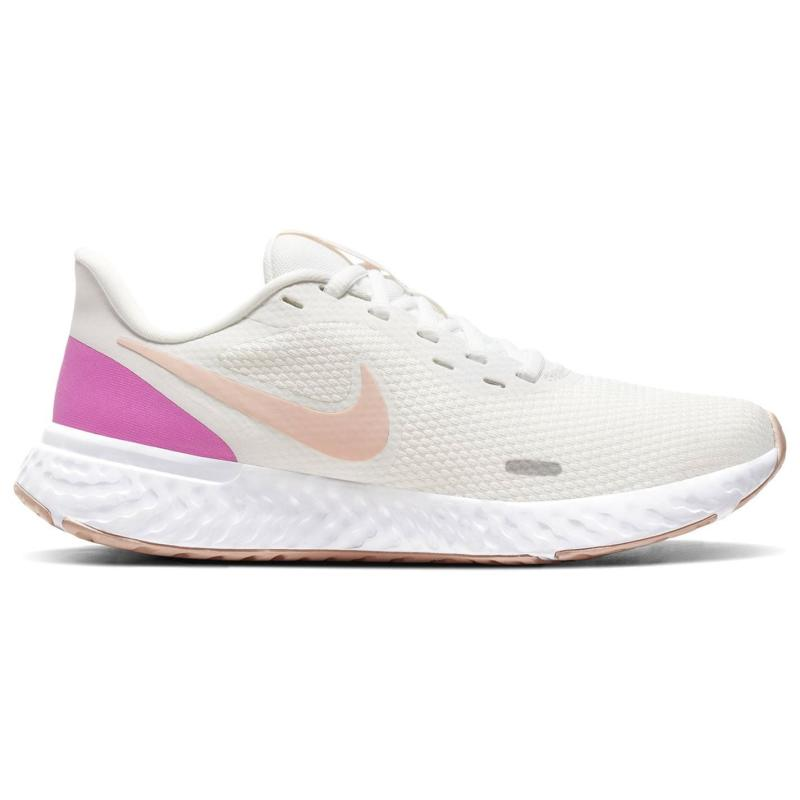 Nike Revolution 5 Women's Running Shoe SUMMIT WHITE/WASHED CORAL-FIRE