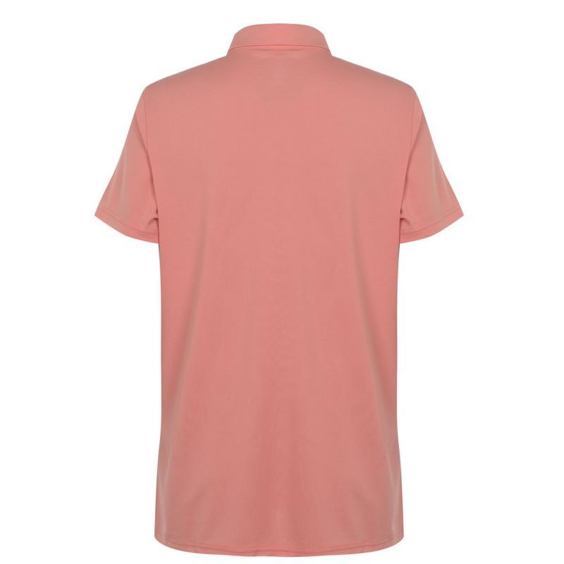 Odlo Cardada Polo Shirt Ladies Coral Haze