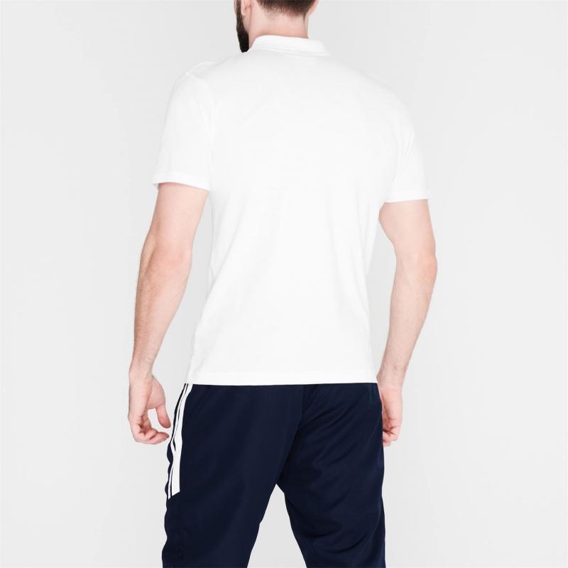 Lonsdale Box Polo Shirt Mens White