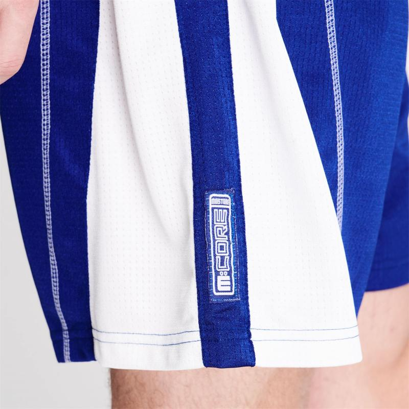 Lonsdale Performance Boxing Shorts Mens Blue