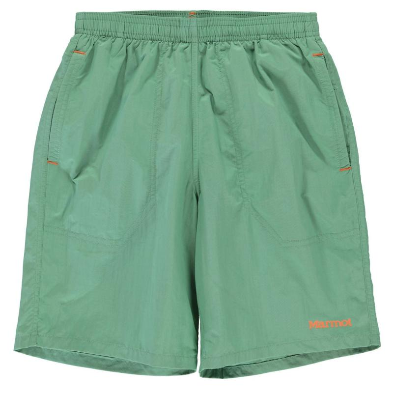 Kraťasy Marmot OG Shorts Junior Boys Pond Green