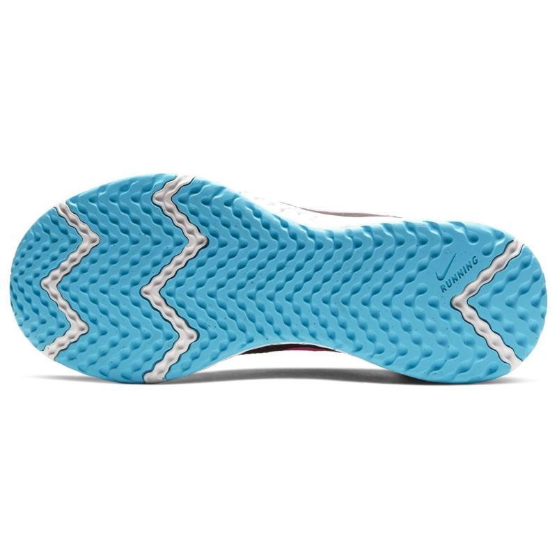 Nike Revolution 5 Women's Running Shoe Grey/Pink/Blue