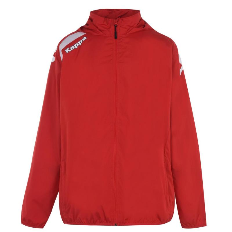 Kappa Vado Jacket Mens Red