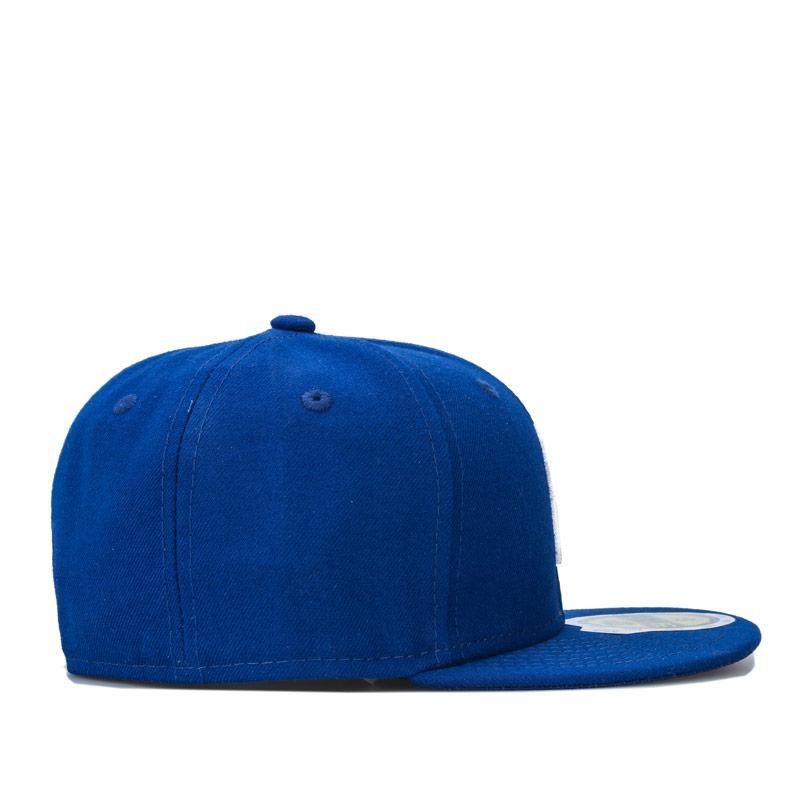 New Era Kids 59Fifty NYY Basic Cap Blue