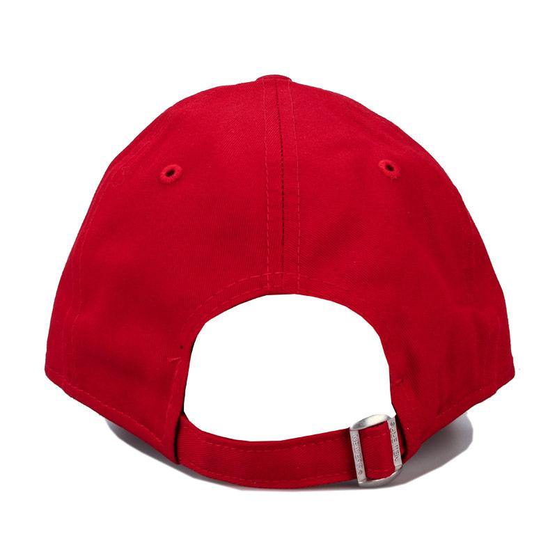 New Era Mens 9Forty NYY Cap Red