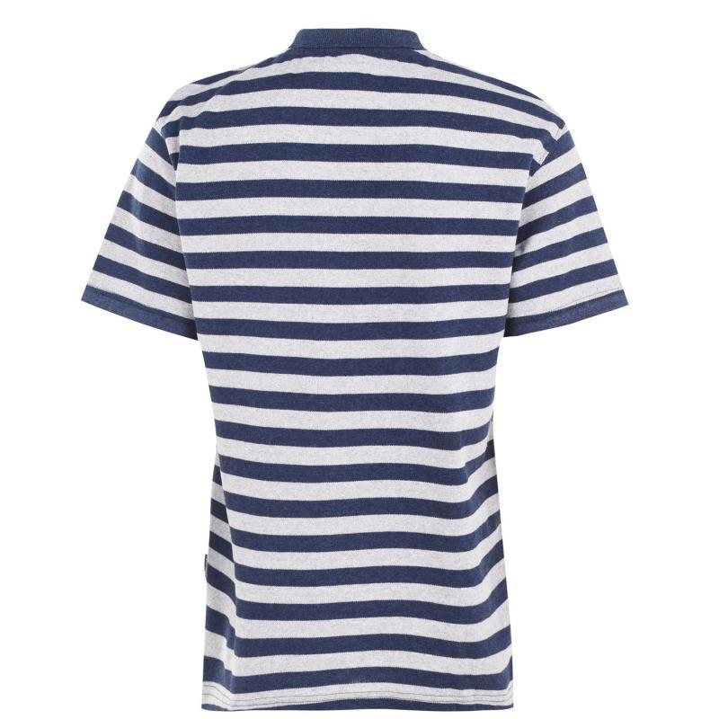 Everlast Pique Polo Shirt Mens Denim M/Grey M