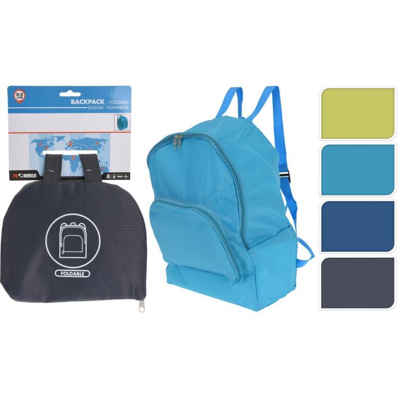 Pro World Foldable Backpack
