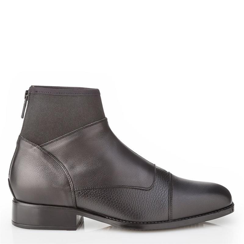 Sergio Grasso Palermo Jodhpur Boots Black