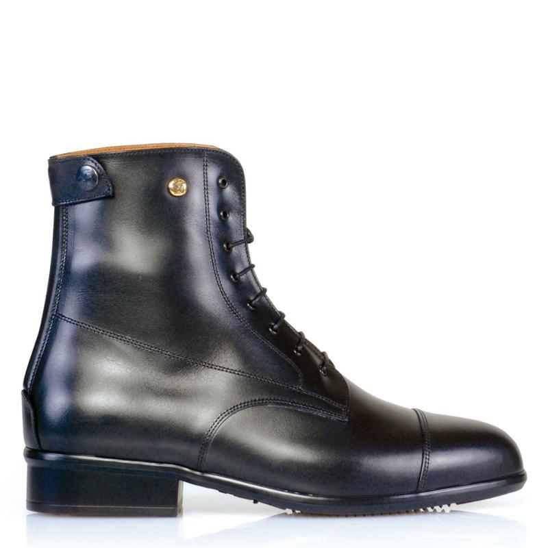Sergio Grasso Venezia Jodhpur Boots Black