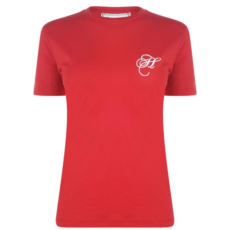 Hardcore Tiffany T Shirt Red