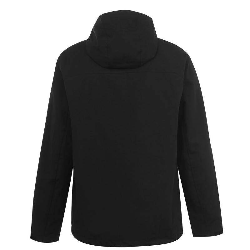 Karrimor Urban Hooded Jacket Mens Black