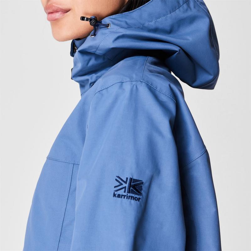 Karrimor Urban Hooded Jacket Womens Pale Blue