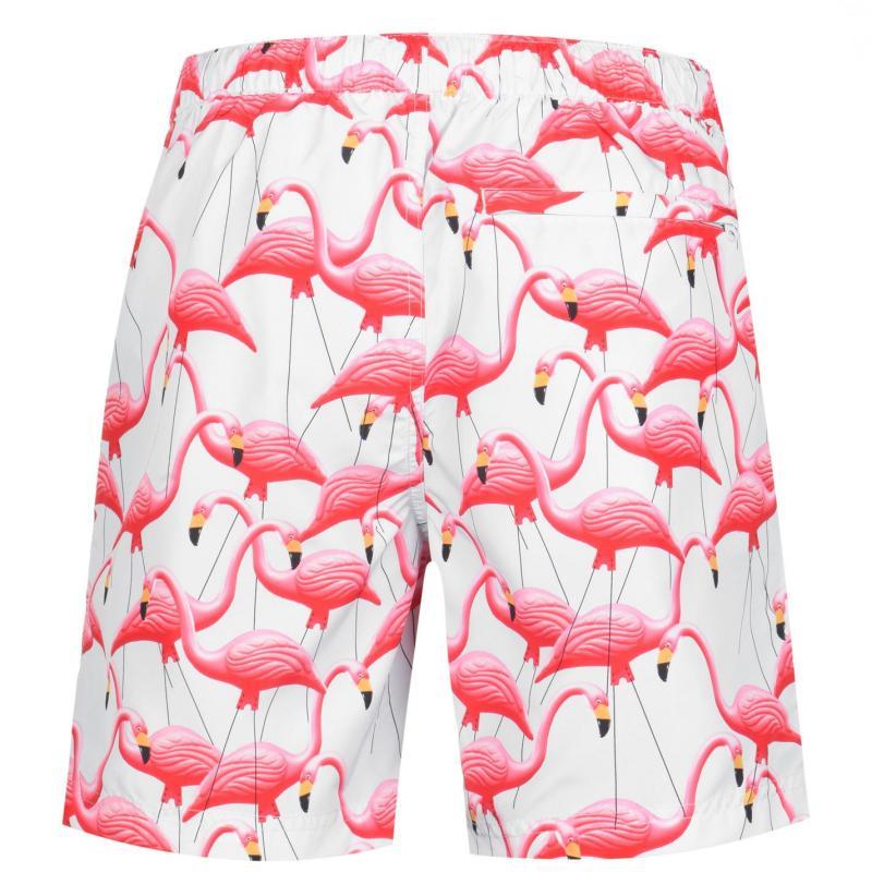 Original Penguin Flamingo Shorts 402 Ballad Blue