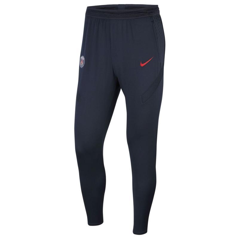 Nike Paris Saint Germain Strike Pants 2020 2021 DARK OBSIDIAN/UNIVERSITY RED