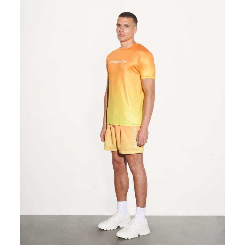 Tričko Arcminute Rieman T-Shirt Orange
