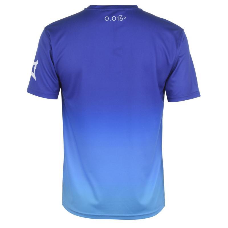 Tričko Arcminute Rieman T-Shirt Blue