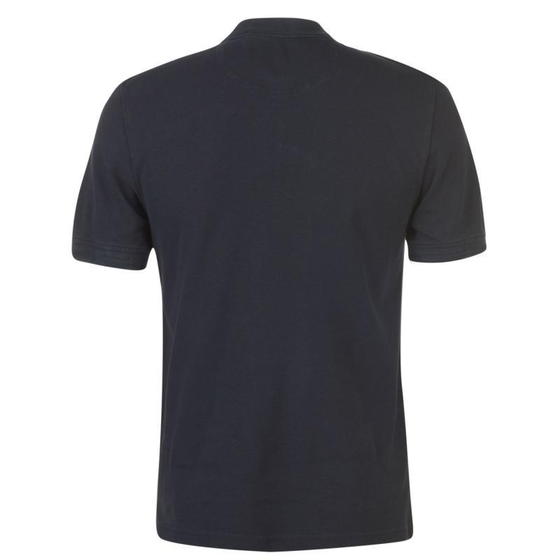 Original Penguin Original Garment Dye Polo Shirt Dark Sapphire