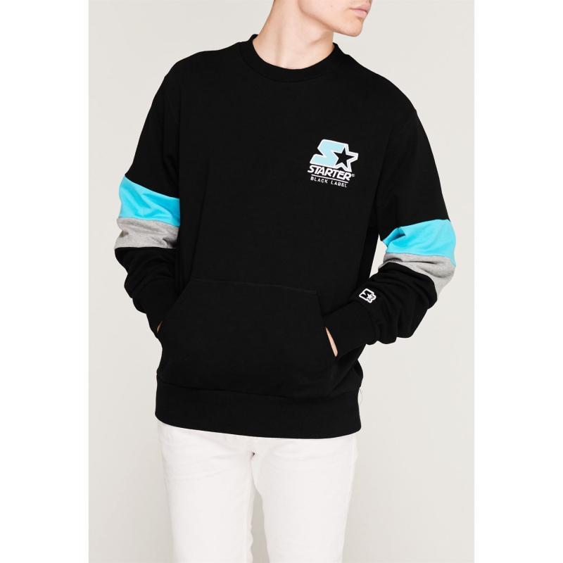Mikina Starter Decker Sweatshirt Anthracite