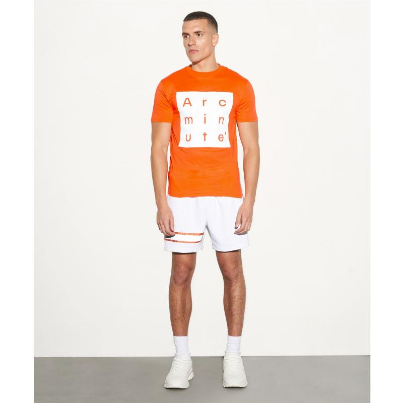 Tričko Arcminute T Shirt Orange