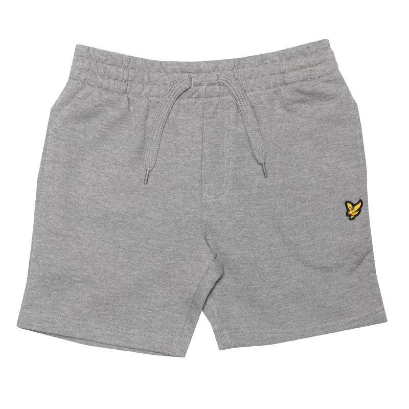 Kraťasy Lyle And Scott Infant Boys Classic Sweat Short Grey