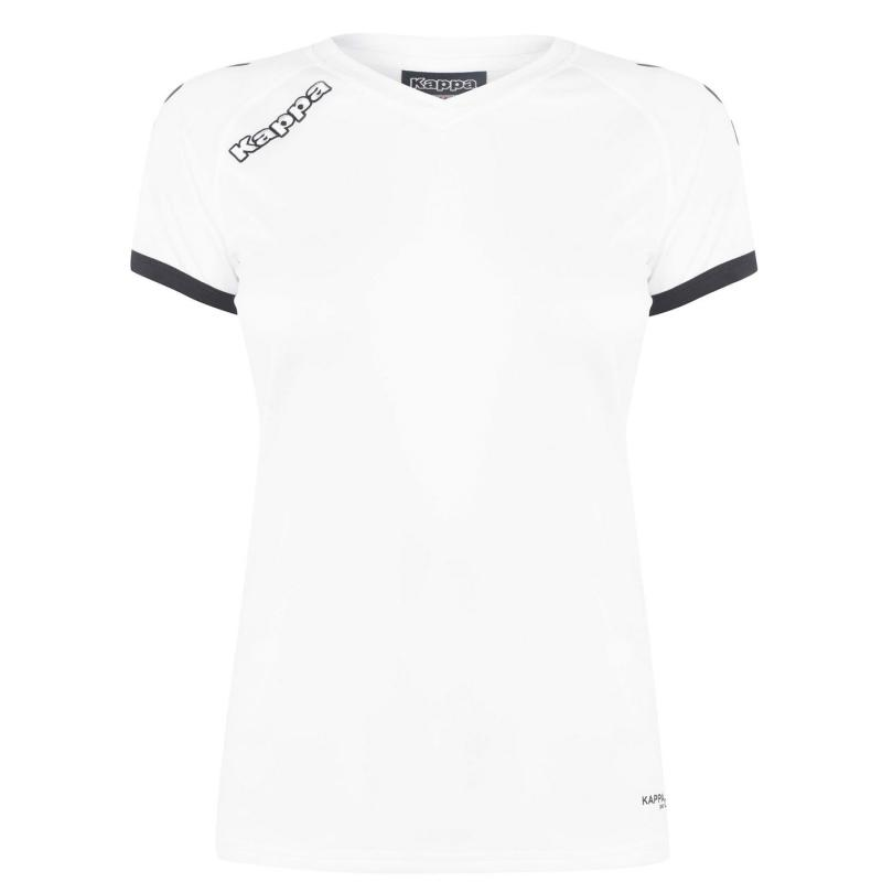 Tričko Kappa Cascia T-Shirt Mens White
