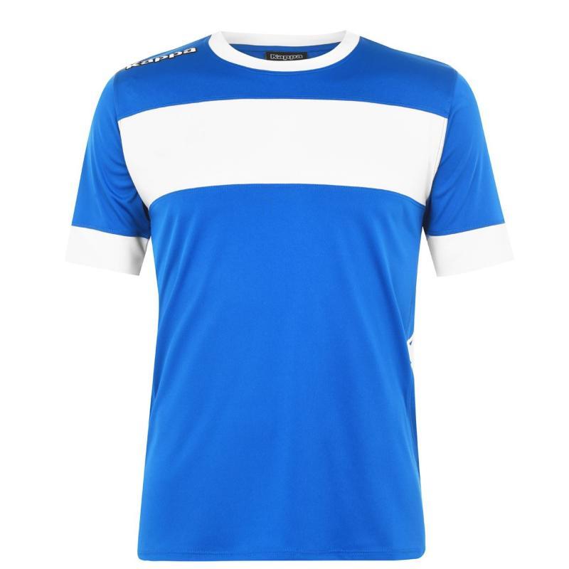 Tričko Kappa Remilio T Shirt Mens Nautic Blue / W