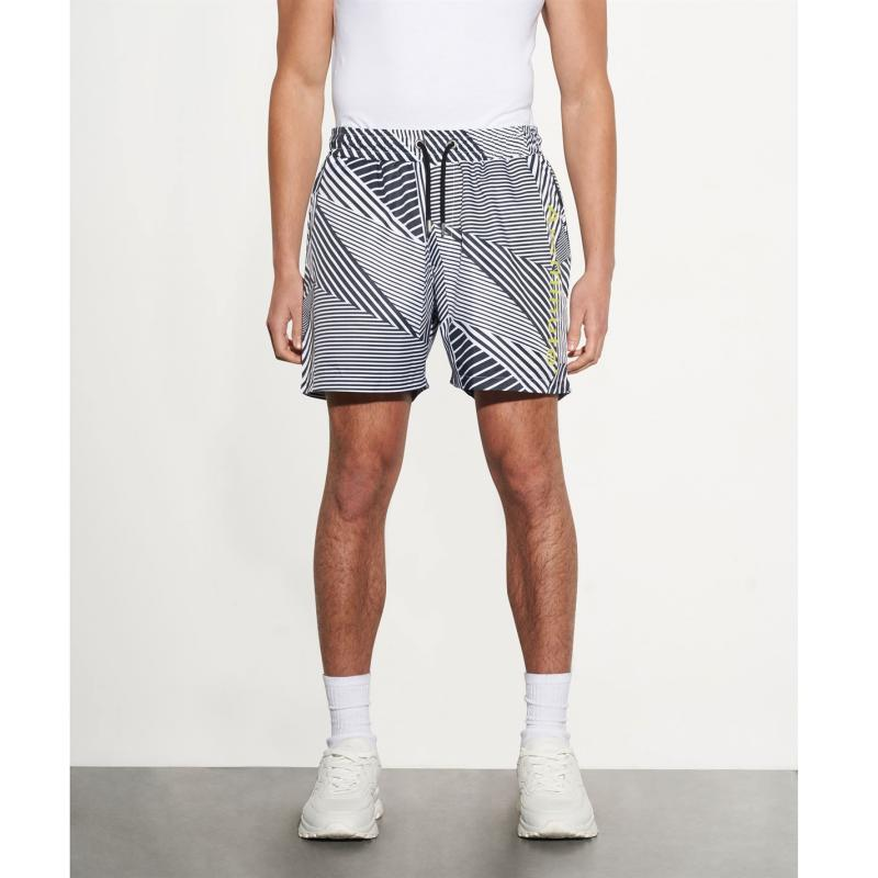 Arcminute Hardy Shorts Black
