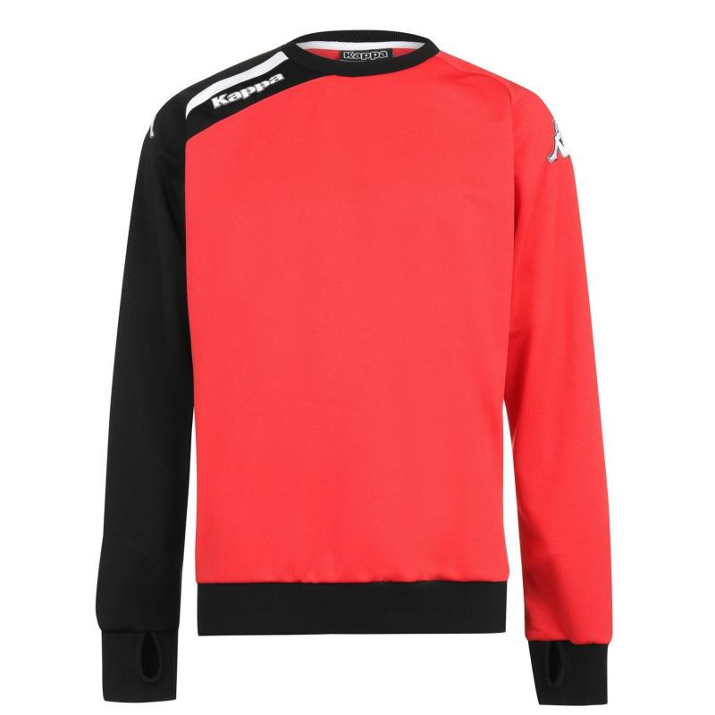 Kappa Mare Sweater Crimson Red/Bla
