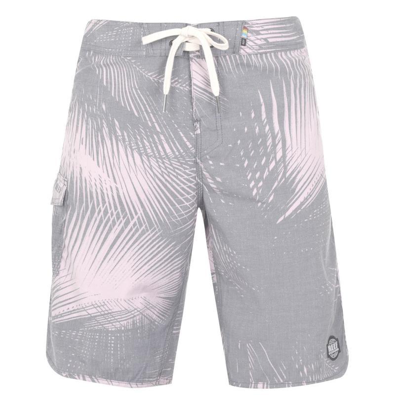 Plavky Reef Print Shorts Mens Asst