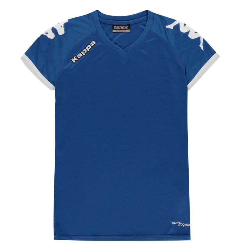 Tričko Kappa Cascia T-Shirt Mens Roy