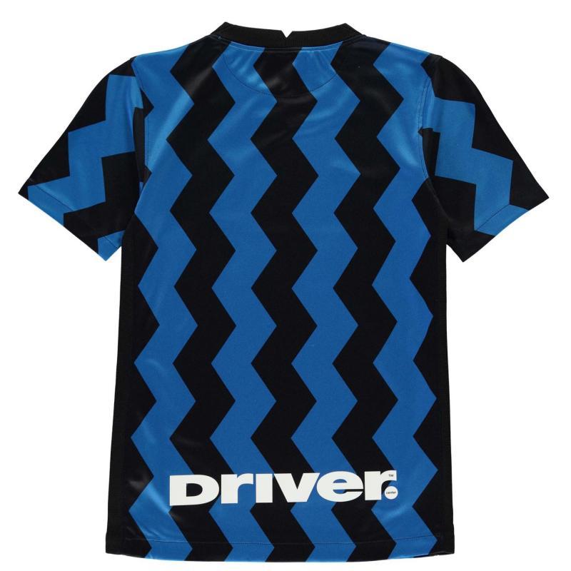 Nike Inter Milan Home Shirt 2020 2021 Junior BLUE SPARK/WHITE