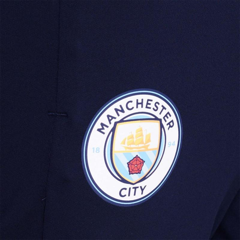 Puma Manchester City Track Pants 2020 2021 Mens Navy/Blue
