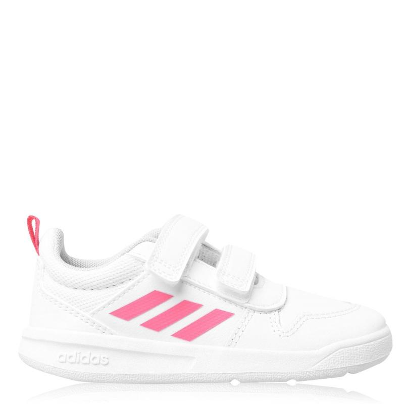 Adidas Tensaur Trainers Infant Girls White/Pink