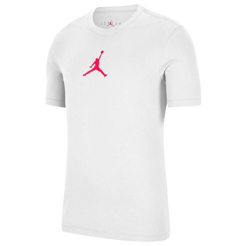 Tričko Nike Jumpman T-Shirt Mens BLACK/WHITE