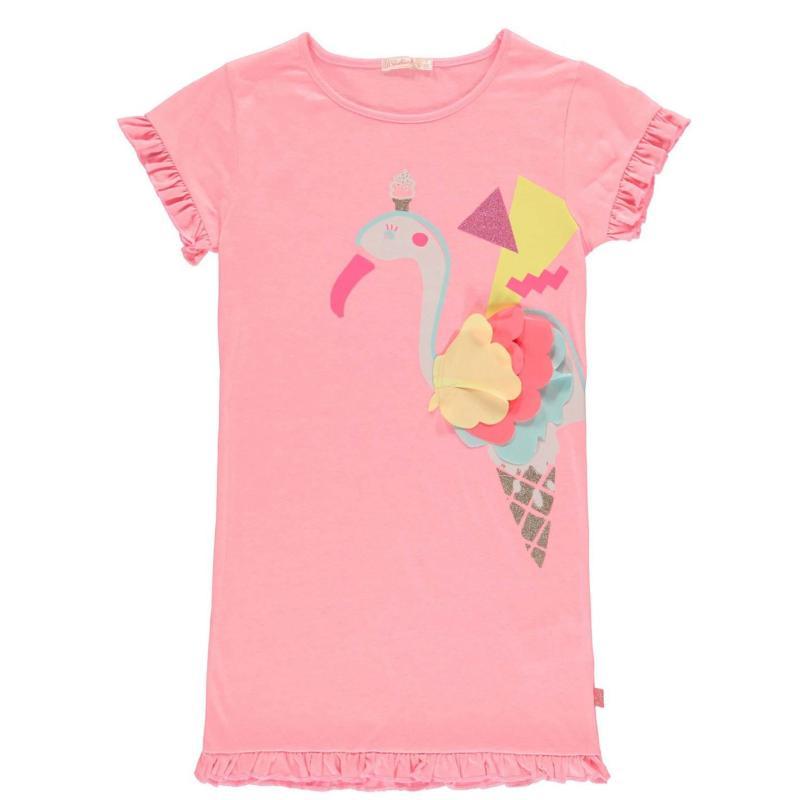 Šaty Billieblush Flamingo Dress Rose 44I